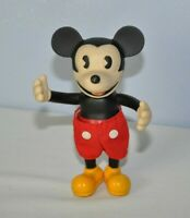 Schylling Posable Vinyl Doll Retro Collection Mickey Mouse