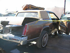 1977-1980 CADILLAC HEATER CONTROL,ELDORADO,SEVILLE,FRONT WHEEL DRIVE MODELS