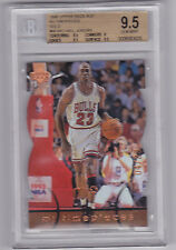 1998 Upper Deck Michael Jordan MJX Timepieces Gold #/ 23 BGS 9.5!