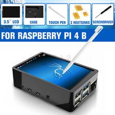 3.5'' LCD Touchscreen 480*320 Monitor Für Raspberry Pi 4 Modell B + Case + Pen