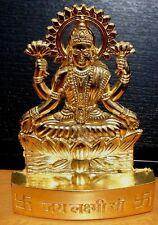 GODDESS LAXMI LAKSHMI  IDOL STATUE  HINDU GOD DIWALI PUJA WEALTH STATUE DIWALI