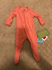 Nwt kickee pants sleeper 0-3