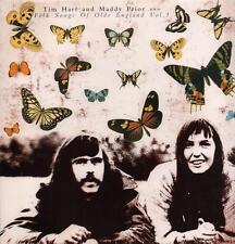 Tim Hart & Maddy Prior(W/lbl Test Press Vinyl LP)Folk Songs Of Olde Eng-NM/M
