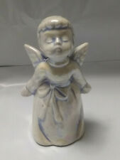 Kissy-face Porcelain Angel