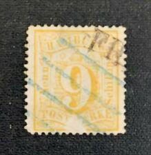 Germany Stamp Hamburg #21 Used/TH