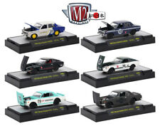 M2 Nissan Skyline GTR, 1600 SSS and Fairlday Z Set of 6 cars 32500-JPN02 1/64