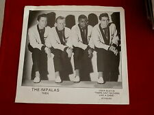 IMPALAS~ MY HERO~ THERE IS NOTHIN LIKE A DAME~ NEAR MINT~  RARE ~ DOO WOP 45