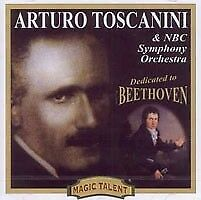 Arturo Toscanini - Dedicated to Beethoven (CD)