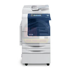 Xerox WorkCentre 7220 Color Multifunction 20ppm Laser Printer Copier Scanner