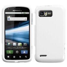 Étuis, housses et coques etuis, pochettes blancs pour téléphone mobile et assistant personnel (PDA) Motorola