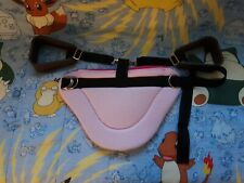Furreal Friends Butterscotch Pony Horse Saddle Accessory Pink Hasbro 2006