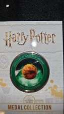 Harry potter medal collection GOLDEN SNITCH