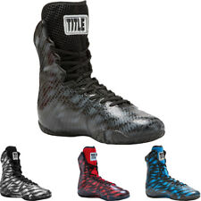 Title Boxing Predator Ligero Zapatos de boxeo longitud media