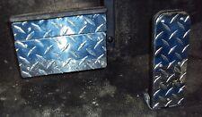 Ezgo Marathon Golf Cart Diamond Plate Pedal Set Brake and Gas Pedal Custom
