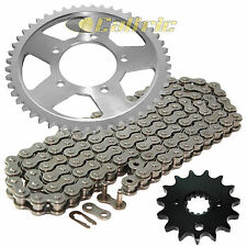 Drive Chain & Sprockets Kit Fits SUZUKI VZ800 Marauder 800 1997-2004