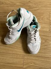 Corte Scarpe Nike City Court 7 (Gs) Bambini Bianco:Junior