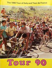 Tour 90 The 1990 Tour of Italy & Tour de France MINT