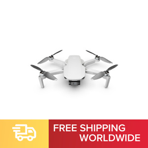 DJI MINI 2 Fly More Combo Drone with Camera Small Gray 199g Lightweight One Size