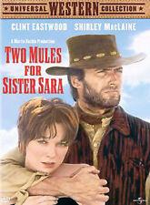 Two Mules for Sister Sara DVD Don Siegel(DIR) 1970