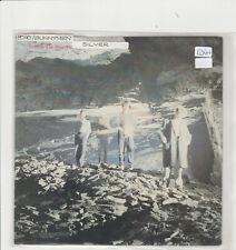 "Echo And The Bunnymen - Silver 7"" VINYL SINGLE KOW34 KOROVA RECORDS /EX++"