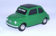 Fiat 500 Vert italien 1/43 Brumm