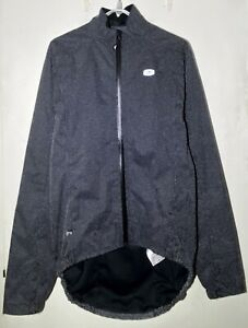 Sugoi Zap Reflective Waterproof Jacket - Black - Size Medium