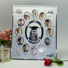 My School Years Kindergarten Graduation Sliver Plated Memory Photo Frame
