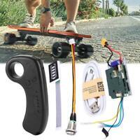 Electric Skateboard Longboards Single Drive ESC Substitute Control Mainboard 36V