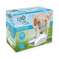 All for Paws AFP Chien Chiot Chill Out Jardin Fontaine D'eau