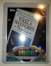 2011 Topps American Pie Foil Parallel #77 To Kill a Mockingbird
