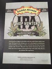 4 Official Sierra Nevada Beer Posters