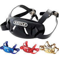 Battle Sports Science Adult Chrome Protective Football Chin Strap