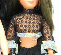 Vintage Puppe Modepuppe Edmund Knoch Kessy Kleidung und Schuhe