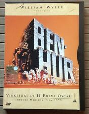 BEN HUR di William Wyler - DVD (2001 - kolossal)