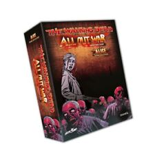 The Walking Dead Alice Booster (English) All Out War Mantic Game Zombie Bob