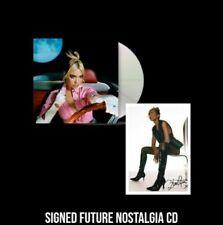Dua Lipa Future Nostalgia CD + Exclusive SIGNED art card RARE SOLD OUT!