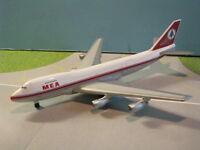 HERPA WINGS MIDDLE EAST AIRLINES 747-2B4B 1:500 SCALE DIECAST METAL MODEL