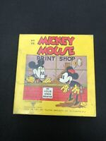 1935 Fulton Specialty Co. No. 35 Mickey Mouse Print Shop