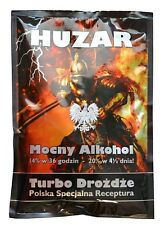 5X HUZAR Super Yeast Alcohol Spirit FREE  DELIVERY PACK OF 5