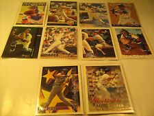 (Lot of 10) 1990's Cards MIKE PIAZZA Topps UPPER DECK [c3a1]
