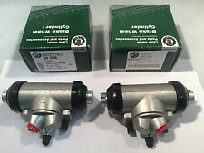 Bearmach Land Rover Series 2  3 SWB Left & Right Rear Wheel Cylinders to1980