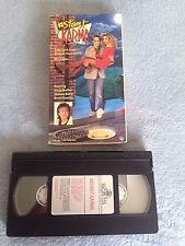 Instant Karma (1990) - VHS Video Tape - Romance -Craig Sheffer -Annette Sinclair