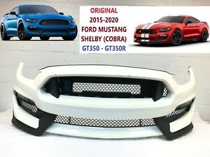2015 2016 2017 2018 2019 2020 ford mustang Shelby GT350 (Cobra) front bumper #8