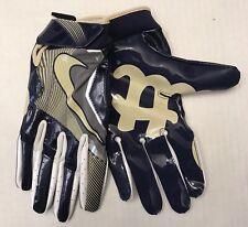 Nike Pittsburgh Panthers Vapor Jet 4.0 Football Gloves Pgf431-428 (Adult 2Xl)