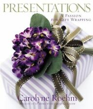 Presentations: A Passion for Gift Wrapping New