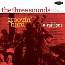 The Three Sounds - Groovin' Hard: Live At The Penthouse 1964-1968 [New CD] Digip