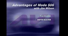 Advantages of MODE $06 LBT-192 Auto Training DVD Copy