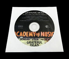 Grateful Dead Academy of Music Bonus Disc CD 1972 New York NY Rockin' The Rhein