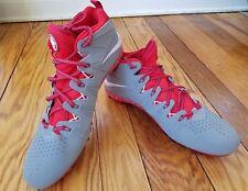 Nike Huarache 4 Lax Le LaCrosse Football Mens Cleats Shoes 624978-016 sz 16 New