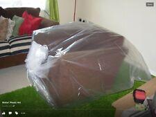 Canapé (1 places)/Matelas Simple (to3x) épais Sac en plastique pour rangement/Inondation.